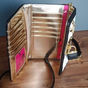 Betsey Johnson Bags - Betsey Johnson wallet/crossbody